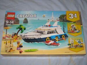 LEGO CREATOR 3-IN-1 SET 31083 CRUISING ADVENTURES - BRAND NEW