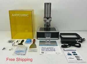 """ANYCUBIC - Photon Mono X 3D Resin Printer, 3D Printer Large Resin with 8.9"""" 4K"""