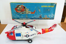 Batt Op Astro-Copter with Original Box, works perfectly