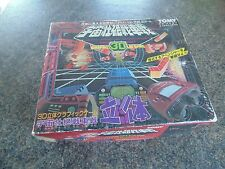SPACE TANK SUPER WAR HANDHELD TABLETOP TOMY LSI 3D GAME 1983 RARE JAPANESE ONE