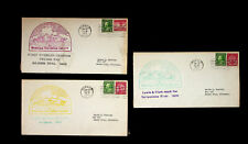 USA MINNEQUA HISTORICAL SOCIETY FRANCE DELIVERS LOUISANA TO SPAIN ETC 3 COVERS