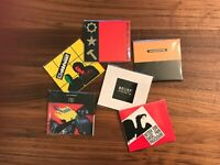 Nitzer Ebb ‎6 X CD Bundle Showtime Belief Ebbhead Big Hit That Total Age 2019