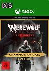 [VPN] Werewolf The Apocalypse Earthblood Champion Gaia Xbox One Series Code Card