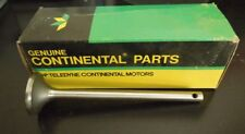 TELEDYNE CONTINENTAL MOTORS EXHAUST VALVE P/N A600I363 GRAY MARINE A6244 ENGINE