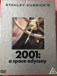 2001 : A Space Odyssey (Special Edition DVD+CD) Frank Miller, LARGE BOX SET