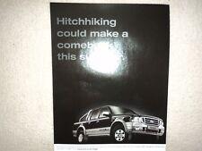 Ford Ranger Thunder  - Advertisement  - 2004