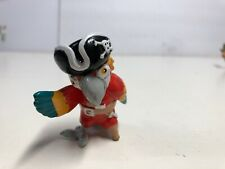 Treasure Island Parrot Pvc Pirate Figure M4