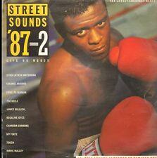 VARIOUS - Street Sounds 87-2 - Street Sounds