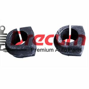 Front Sway Stabilizer Bar Frame Bushing Pair Kit For Pathfinder Xterra 240SX QX4