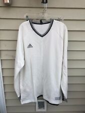 ADIDAS V NECK MENS NO DYE LS TEE LONG SLEEVE SIZE XLT TALL $70.00