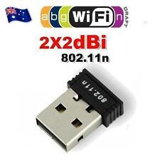 Mini USB 802.11b/g/n WiFi N Wireless Adapter Dongle Network Lan Card PC Laptop 9