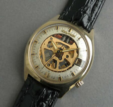 BULOVA ACCUTRON SPACEVIEW 218  Gents Vintage Watch 1971 - RARE - RARE - RARE!