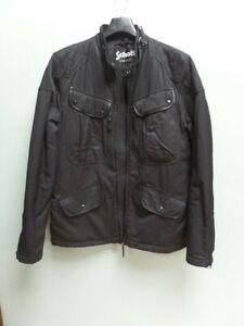Schott Dunstall 2 Waxed Jacket size large