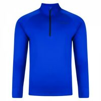 Dare2b Fuseline III Mens Stretch Windproof Softshell Jacket Blue 8XL RRP £30