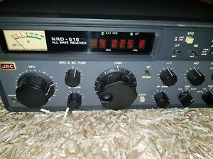 JRC NRD 515 HF RECEIVER