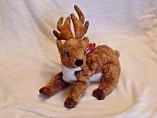 Ty Beanie Baby Roxie the Reindeer Near Mint Condition
