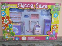 NUOVO Chicca casa playset lavanderia giocattolo