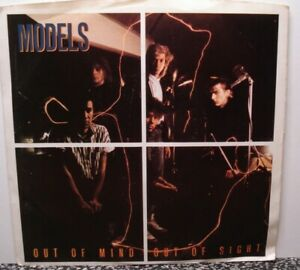 MODELS OUT OF MIND OUT OF SIGHT (NM) PROMO 7-28762 45 RPM VINYL RECORD