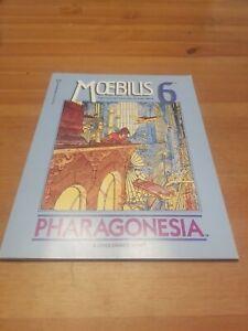 Moebius 6 F/VF Pharagonesia The collected fantasies of Jean Giraud