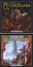 AVANTASIA - 2 CD SET - THE METAL OPERA - Part 1&2 Platinum Edition CD Jewel Case