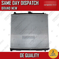 FOR NISSAN NAVARA D40 2004-2014 / PATHFINDER R51 2005-2012 2.5 MANUAL RADIATOR