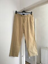 "Boden Size 34"" Waist Beige Chino Trousers (R1)"