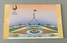 2012 AUSTRALIAN FIRST POLYMER & LAST PAERE $5 NOTES AA 310004025 - QNF 461747