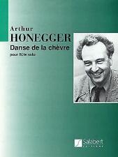NEW Danse de La Chevre: For Solo Flute by Honegger Arthur Paperback Book (Englis