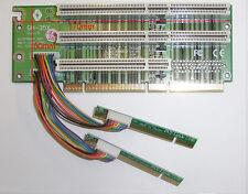 2x 5V 64Bit & 1x 5V 32Bit PCI 2U Riser Card. 32 Bit Card Extender. GH-351