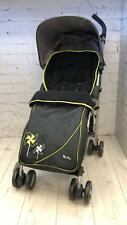 SILVER CROSS FOOTMUFF LIME WINDMILL WILL FIT MOST STROLLERS.