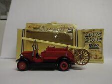 LLEDO DG12 004D 1934 DENNIS FIRE ENGINE - L.C.C. LONDON FIRE BRIGADE - RARE #9