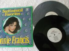Connie Francis 02 LP Album  Canada pressing