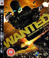 Wanted: Weapons of Fate PS3 *in Excellent Condition*