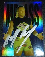 Mr Ass Billy Gunn Signed 2000 WWE No Mercy Comic Images Card PSA/DNA COA Auto'd