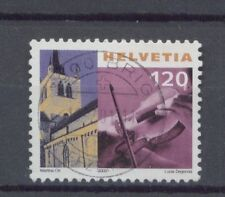Switzerland 2000 SG#1452 120c Tourism Used #A1429