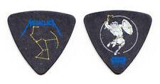 Metallica Robert Trujillo Orion Festival Black Bass Guitar Pick 2012 MISPRINT