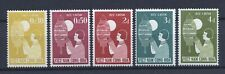 1958 South Vietnam Stamps Girl and Lantern Sc # 83 - 87 MNH