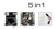Matek LED POWER HUB 5in1 V3 Power Supply Board + BEC 5V 12v + Low Voltage Alarm
