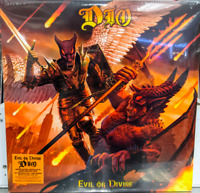 Dio Evil Or Divine: Live In New York Triple LP Vinyl Limited Edition New Sealed