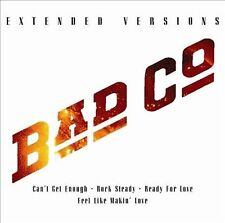 Extended Versions by Bad Company (CD, Mar-2011, Sony Music)