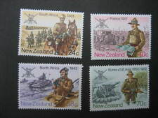 NEW ZEALAND 1984  MILITARY HISTORY SET NHM SG 1352/5