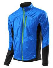 Abbigliamento blu con elastan per ciclismo
