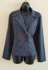ALYN PAIGE Career Jacket Blazer Double Breasted Size 11/12