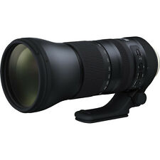 Tamron SP 150-600mm f/5-6.3 Di VC USD G2 Ultra-Telephoto Zoom Lens for NIKON