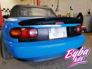 Rear Spoiler KG Works style fit Mazda MX 5 Mk1 rear spoiler wing miata
