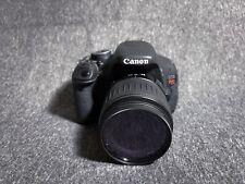 [Full Spectrum Mod] Astro/IR Canon EOS Rebel T3i (600D, with 18-55 kit lens)