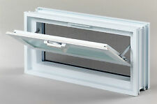 Fuchs Design Fenêtre de Ventilation en Bloc de Verre 19x19x8cm (3090303819)