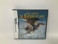 Final Fantasy: The 4 Heroes of Light (Nintendo DS, 2010)