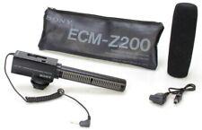 Sony ECM-Z200 Microphone pour Camérscope Japan Made  (Réf#V-704)