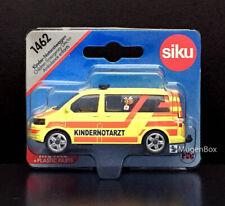 Siku Diecast Metal Mini Car Scale 1:55 Volkswagen VW Multivan Transporter MISB